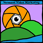 Vermont Video Marketing Header Logo