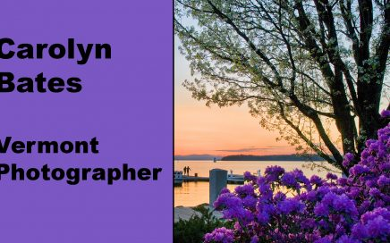 Burlington, VT waterfront - Carolyn Bates, photographer, thumbnail